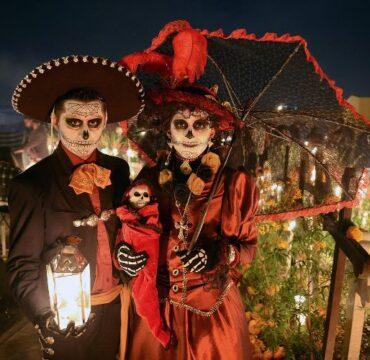 Day of The Dead Bazaar Del Mundo